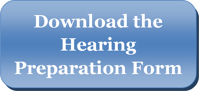 Download the Hearing Preparation Form