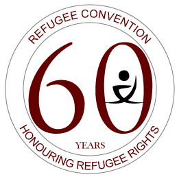 60th anniversary - honouring refugee rights