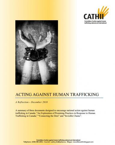 Human Trafficking Literature Review