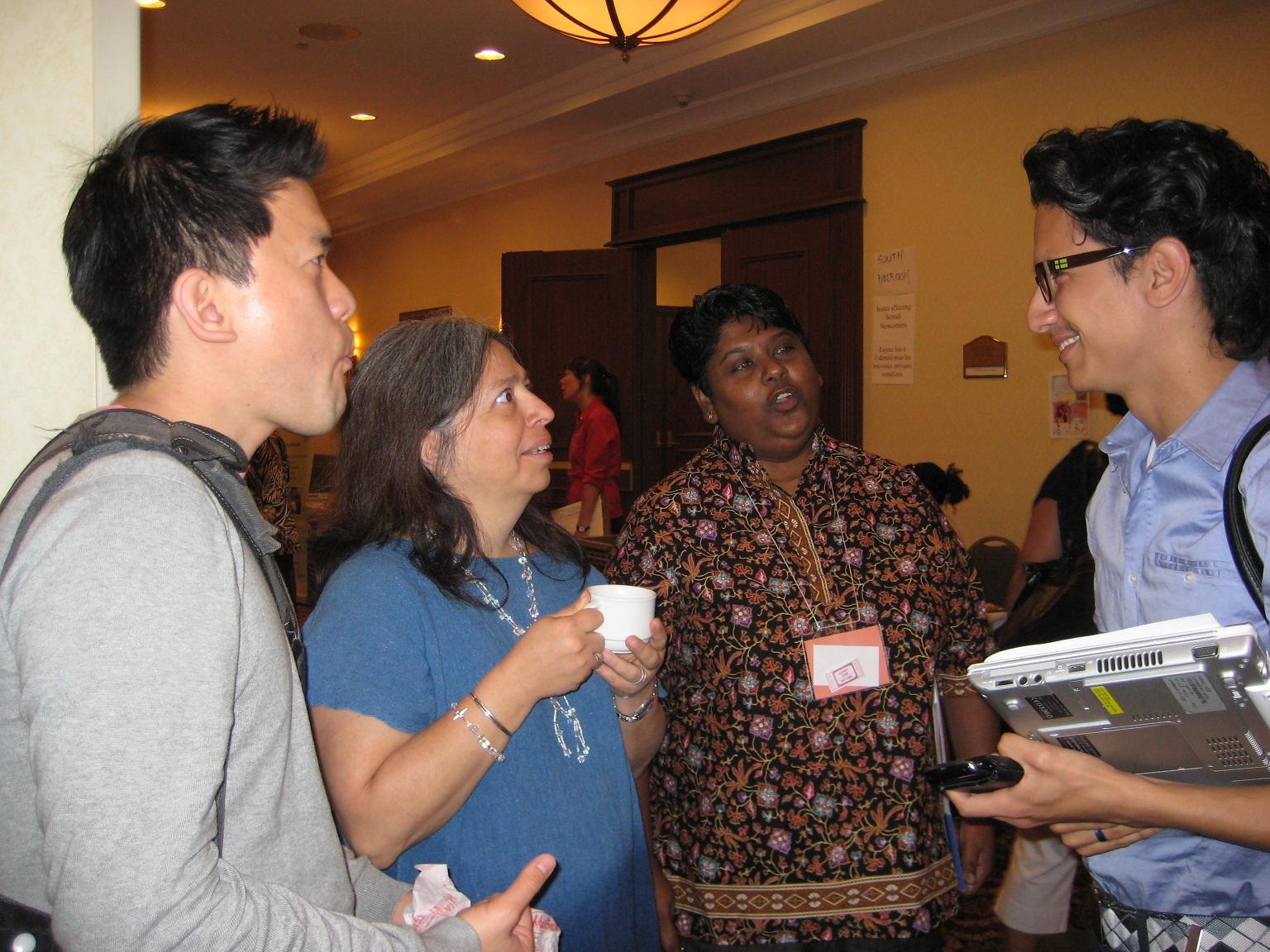 Consultation participants