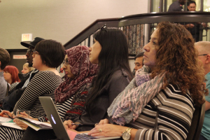 Participants at Consultation workshop