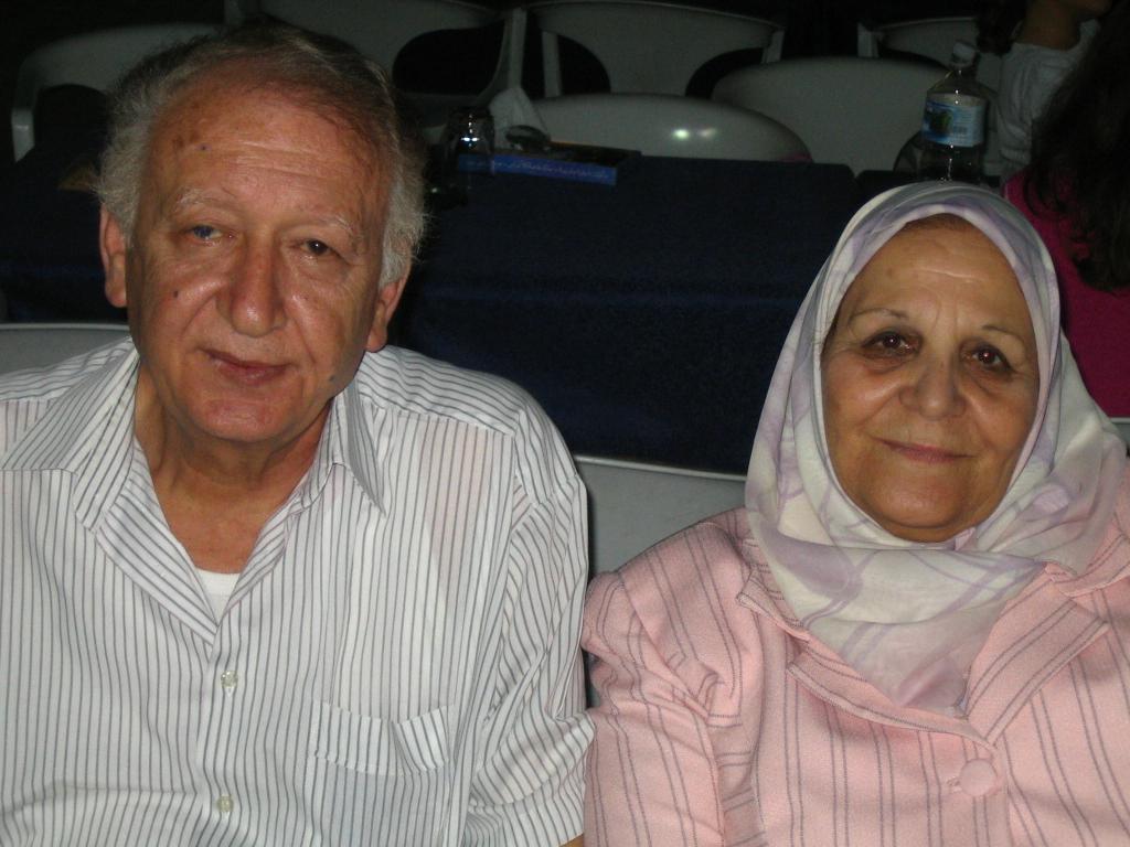 Dima's parents
