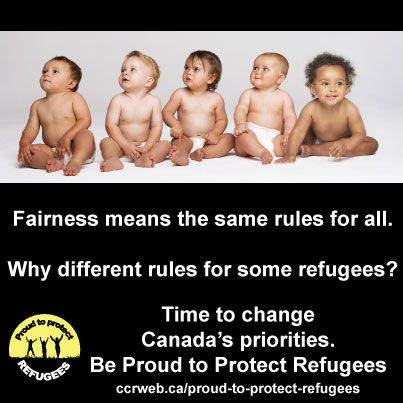 Fairness means the same rules for all.