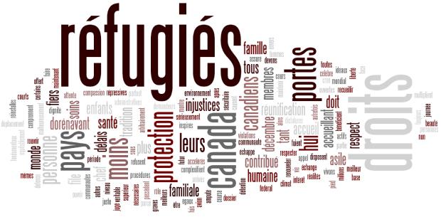 Engagement pour un Canada qui est chef de file pour les droits des réfugiés