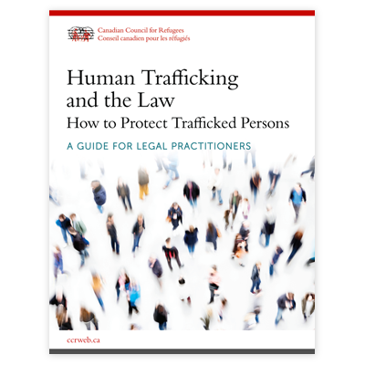 Human Trafficking and the Law: A guide for legal practitioners