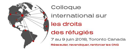 Colloque international sur les droits des réfugiés
