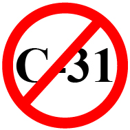 No to Bill C-31