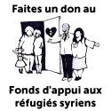 Faites un don au Fonds d'appui aux réfugiés syriens aujourd'hui