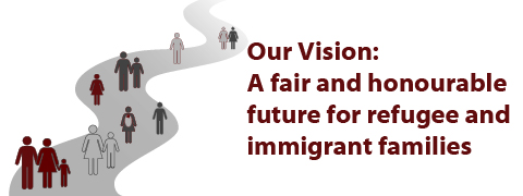 A fair and honourable future for refugee and immigrant families