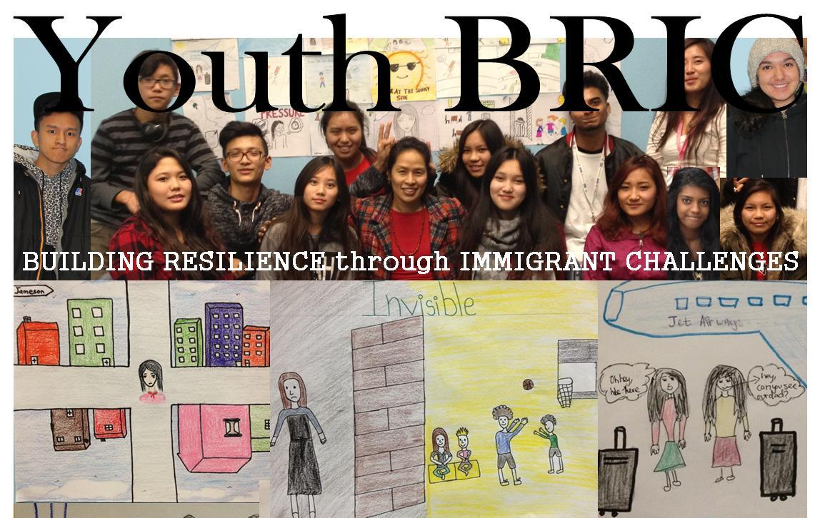 Youth BRIC poster