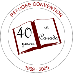 40th anniversary of the Refugee Convention