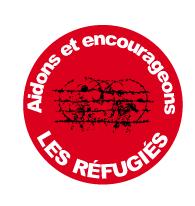 Aidons et encourageons les réfugiés