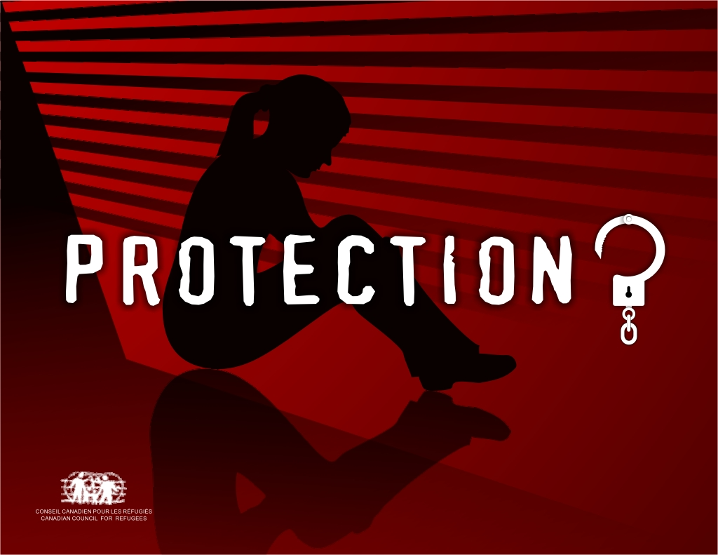 Protection for trafficked persons